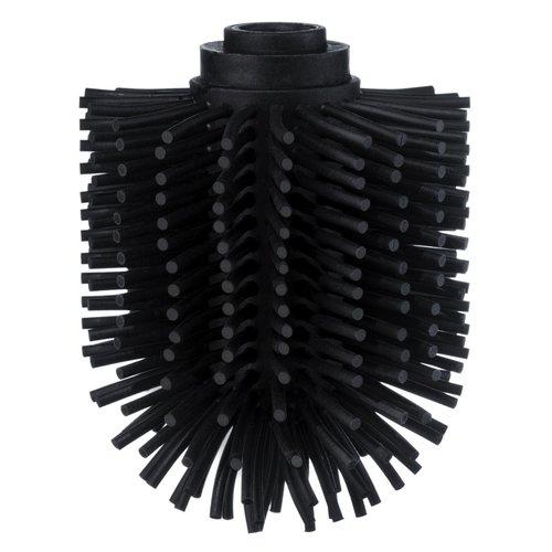 Toiletborstel Smedbo Losse Borstel 9x7 cm Zwart