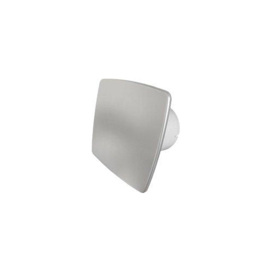 Badkamer Ventilator Pro Design Standaard 125mm 170 m3 Bold Line RVS