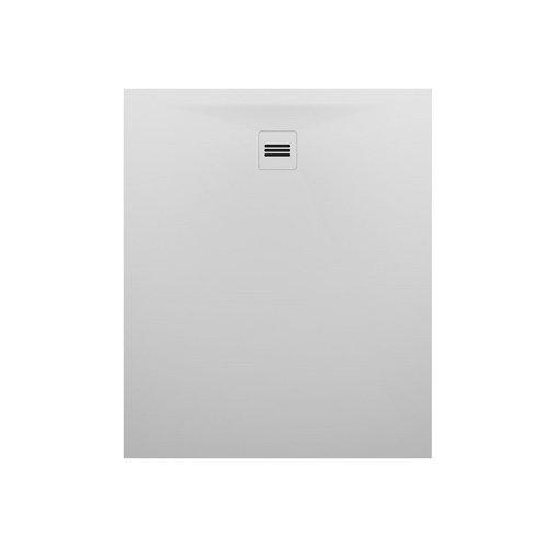 Douchebak Riho Velvet Sole 80x80 cm Mat Wit