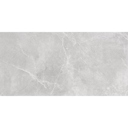 Vloertegel Stonemood 30x60 cm White Per m2