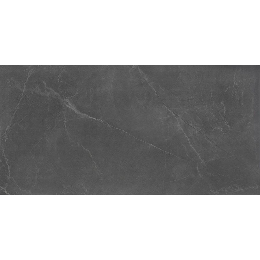 Vloertegel Stonemood 60x120 cm Steel (Doosinhoud 1,43m2)