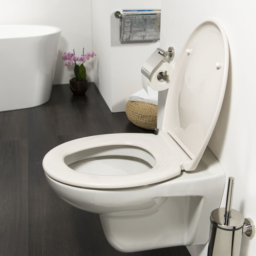 Toiletzitting Tiger Ventura Softclose Duroplast Pergamon