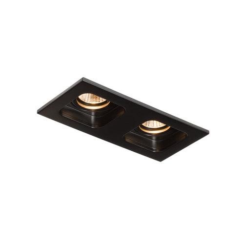 BWS Inbouwspot 2-Lichts LED Quasar 10-2