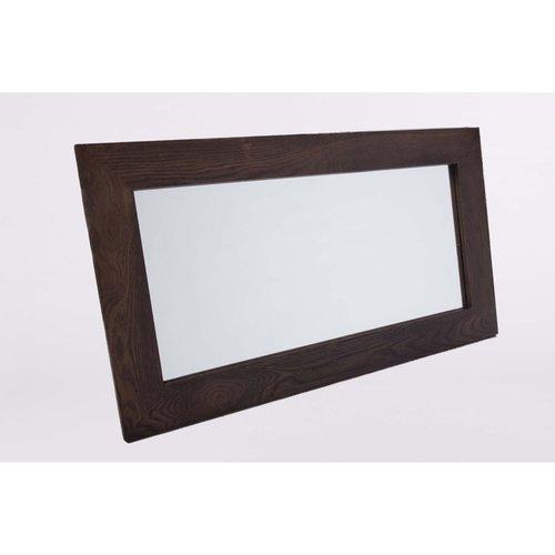 Spiegel Casajoy 90x50cm Eiken Frame Dark Oak