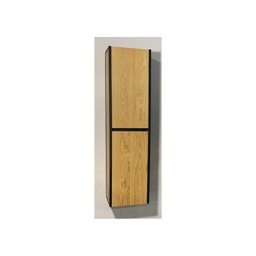 Badkamerkast Casajoy Wood 39x35x150cm Eiken