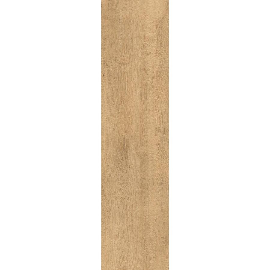 Vloertegel Timewood Natural 30x120 cm Sant'Agostino (doosinhoud 1.44m2)