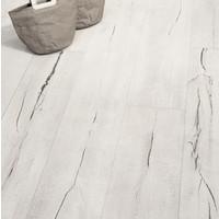 Vloertegel Timewood White 30x120 cm Sant'Agostino (doosinhoud 1.44m2)
