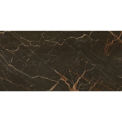 Vloertegel Navarti Exedra Brown Glans 60x120 cm (prijs per m2)