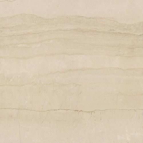 Vloertegel XL Etile Kontempo Creme Glans 120x120 cm (1.44m² per Tegel)