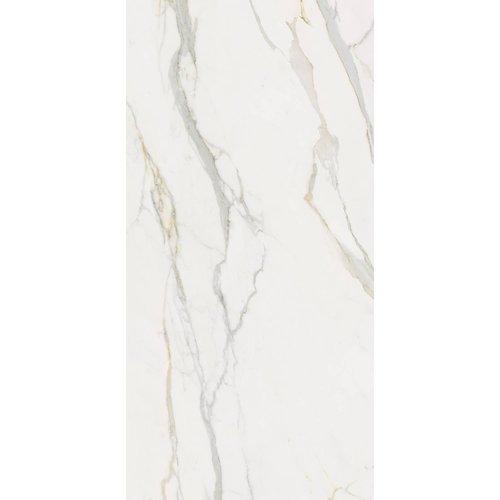 Vloertegel Keope Lux Calacatta Gold Mat 120x240 cm (prijs per m2)