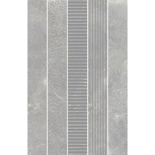 Mozaïek Kronos Carriere Texture Mix Gent Mat 5x40 cm (prijs per m2)