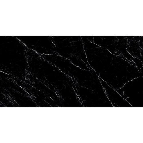 XL Vloertegel Energieker Ekxtreme Naturale Marquina Black Mat Zwart 120x270 cm (3.24 per tegel)