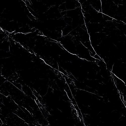 Vloertegel Energieker Ekxtreme Levigato Marquina Black Glans Zwart 60x60 cm (prijs per m2)