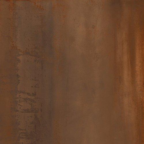 XL Vloertegel Energieker Oxidatio Tellurium Rood Bruin 120x120 cm (prijs per m2)