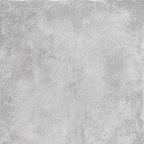 Vloer en Wandtegel Energieker Parker Silver 60x60 cm Beton Grijs (Doosinhoud 1,44M²)