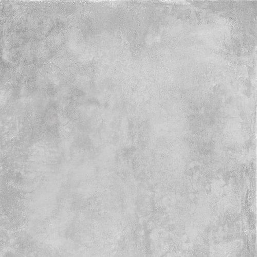 Vloer en Wandtegel Energieker Parker Silver 120x120 cm Beton Zilver (prijs per m2)
