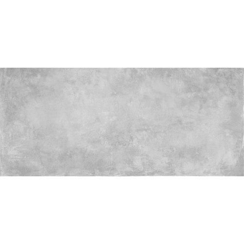 Vloer en Wandtegel Energieker Parker Silver 60x120 cm Beton Zilver Grijs (prijs per m2)