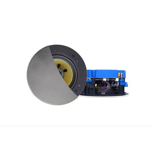Speakerset Aquasound Move Bluetooth 4.0 (21cm) 70 Watt (230V/12V) Mat Chroom