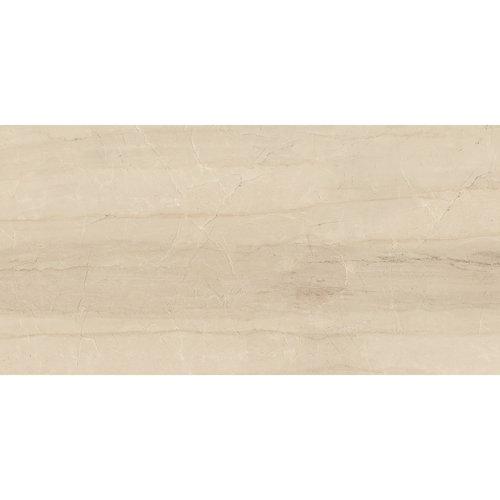 Vloertegel XL Etile Kontempo Cream Glans 60x120 cm (prijs per m2)