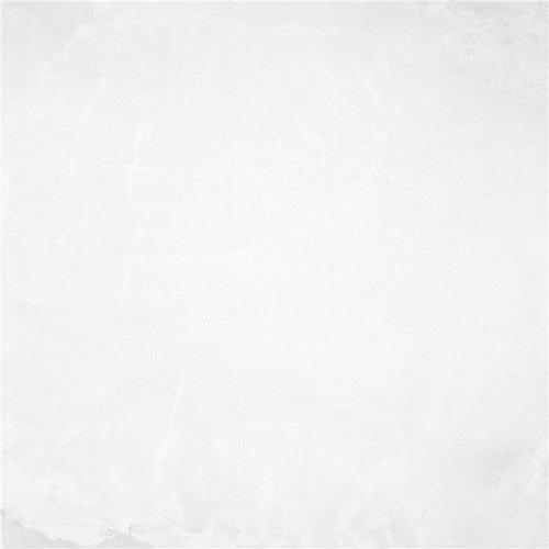 Vloertegel Alaplana P.E.Bibury White 60x60 cm Glans Wit (prijs per m2)