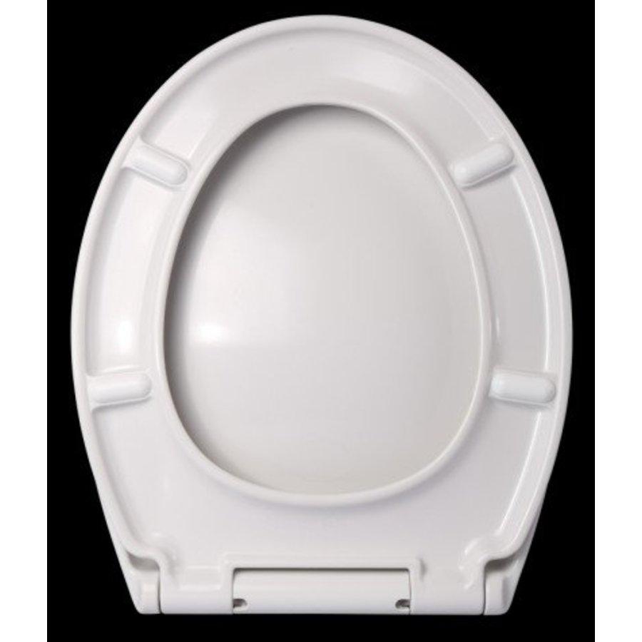 Demper One-Touch Toiletzitting 1 knop bediening