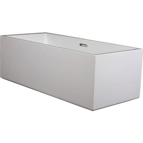 vrijstaand ligbad Elena 179x80x48 cm wit