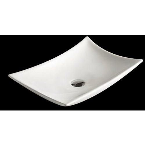 opbouw wastafel Raaf 56x37x10,5 cm