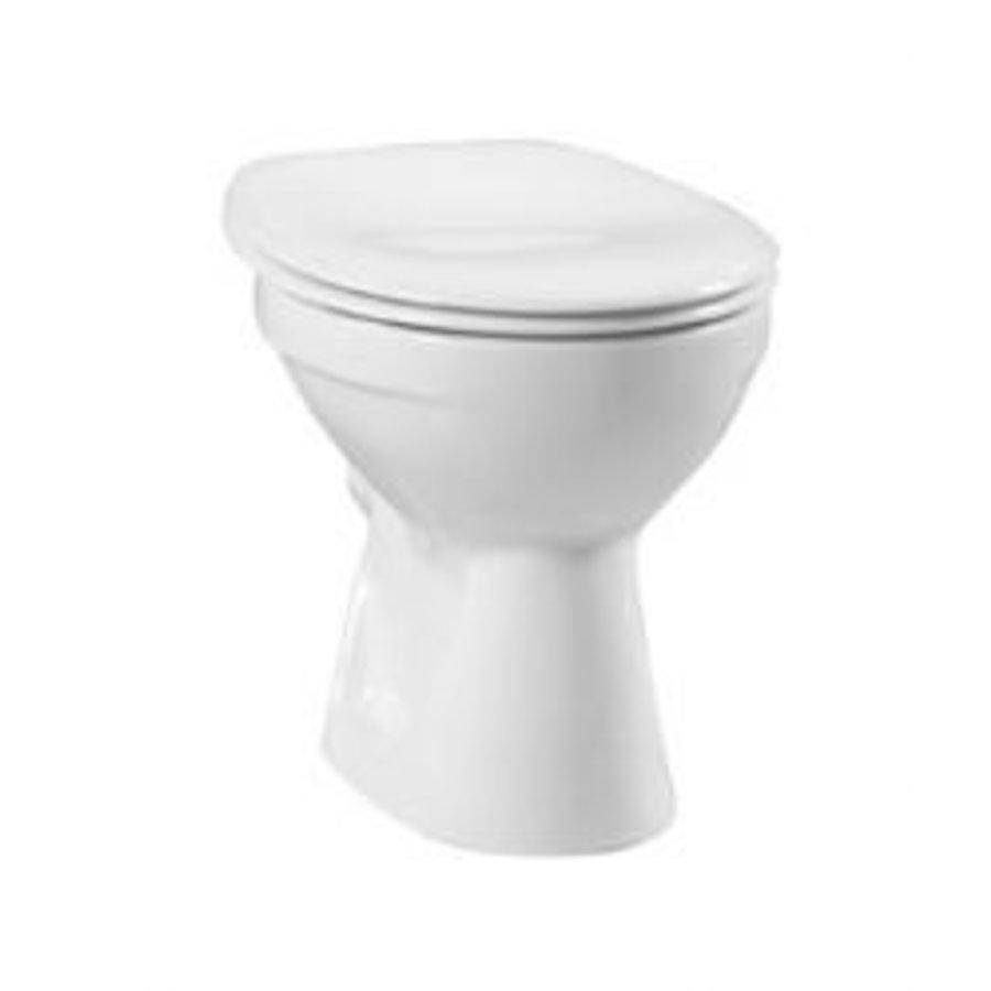 Staande toiletpot Sydney PK diepspoel