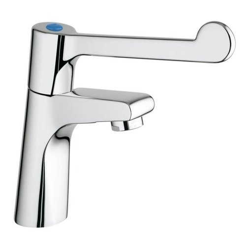 Euroeco toiletkraan ergonomisch chroom