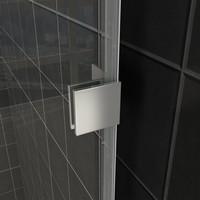 Inloopdouche Zonder Profiel 80X200 Cm 8 Mm Nano Antikalk Glas