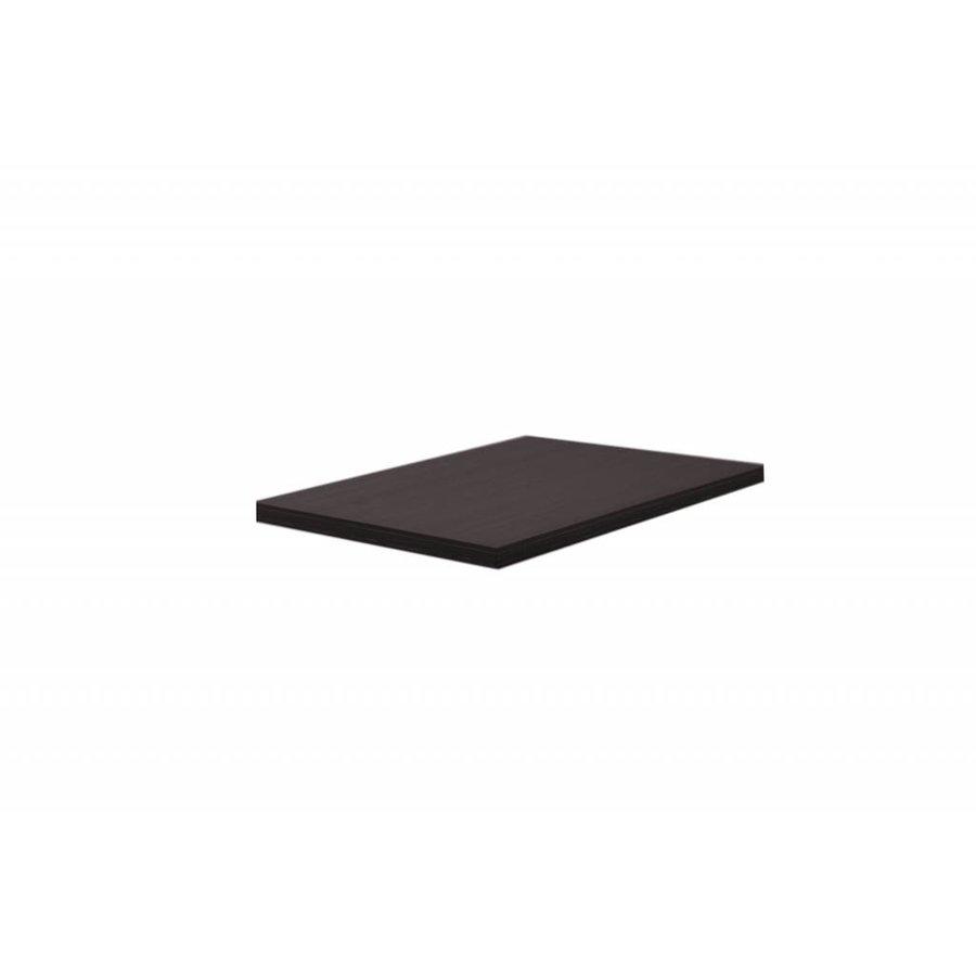 Topblad Luna 610X475X25 Grey Oak