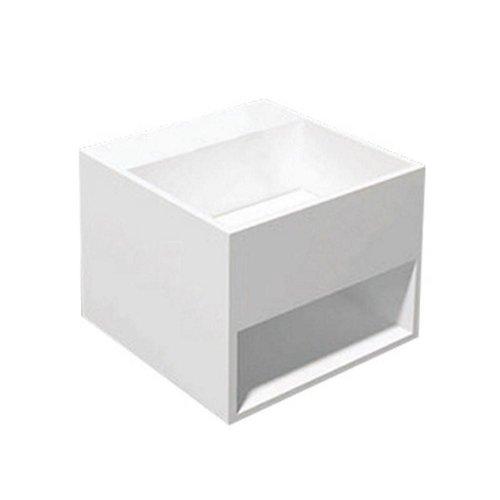 Wastafel HQ-500 Just Solid Surface 50x50x25cm