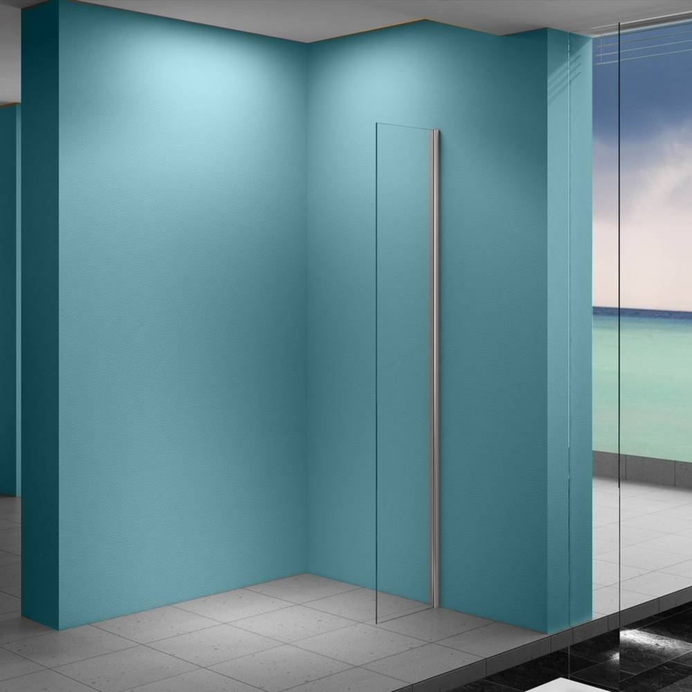 Coating Voor Douchewand.Aqua Splash Aktie Douchewand 40x200cm 8mm Nano Coating Douchewanden