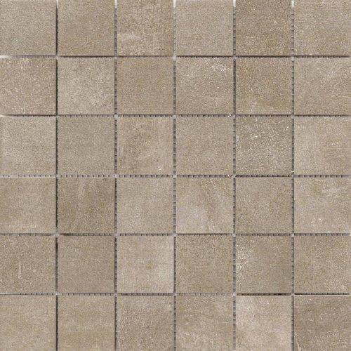 Mozaiek Tegel Mont Blanc Taupe 33.3x33.3 cm (Per mat)