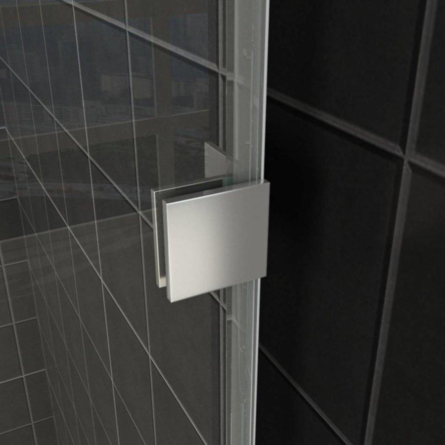 Inloopdouche Profielloos 50X200Cm 8Mm Nano Glas