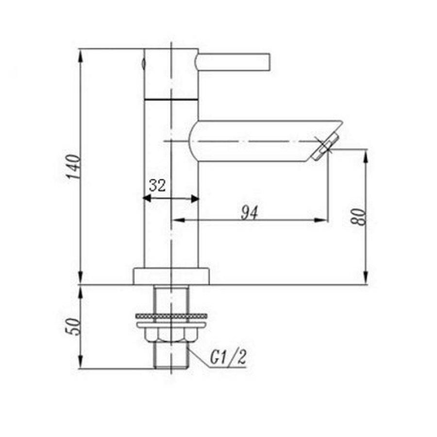 Fonteinset Wonder One Pack links Klein 29x18 cm