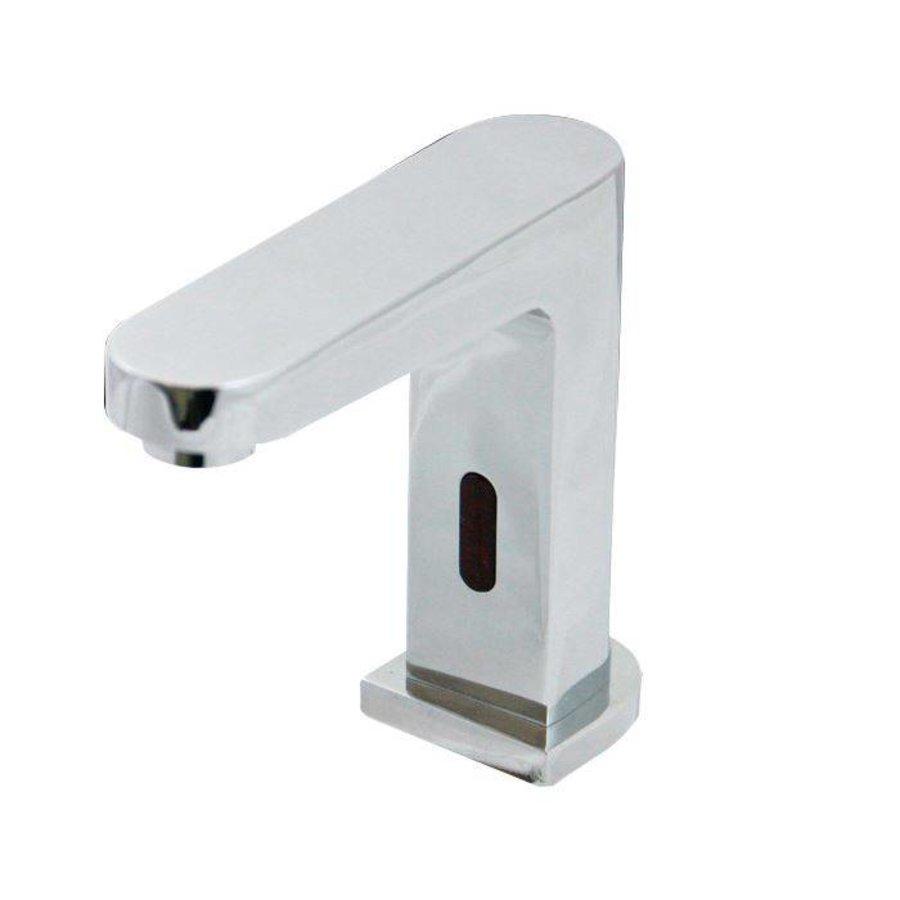 Toiletkraan Sensor Koudwater Chroom Type SE12
