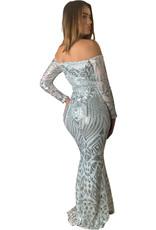 Unique Dresses Leisha White Dress
