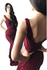 Unique Dresses Maritza Red Dress