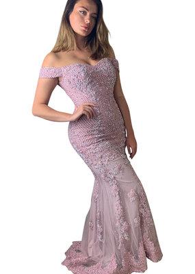 Unique Dresses Vittoria Pink