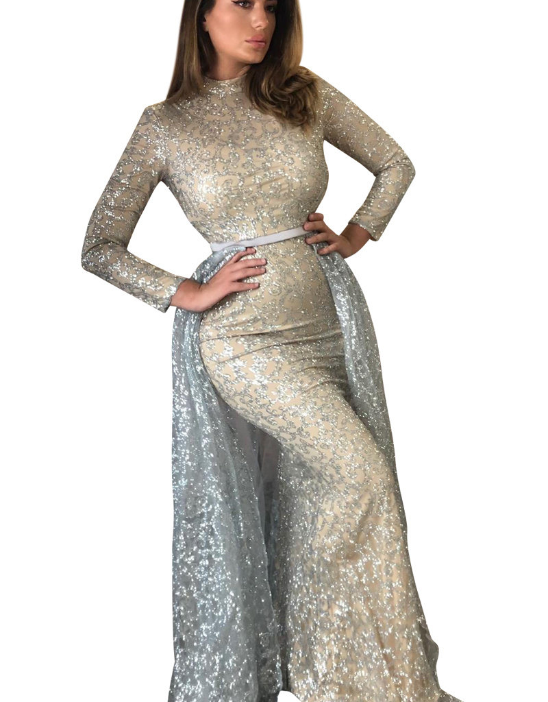 Unique Dresses Malia Glitter Dress