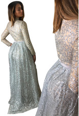 Unique Dresses Malia Glitter Dress