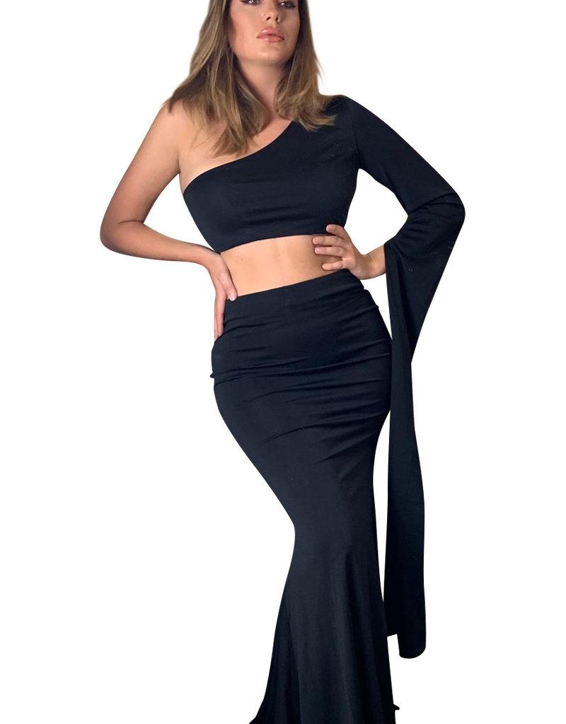 Unique Dresses Fernanda Black Dress