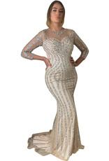 Unique Dresses Aramis Beaded Dress