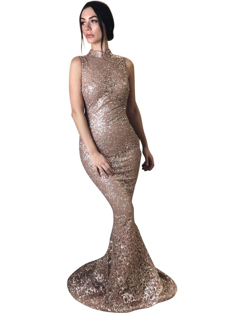 Unique Dresses Alexia Glitter Dress