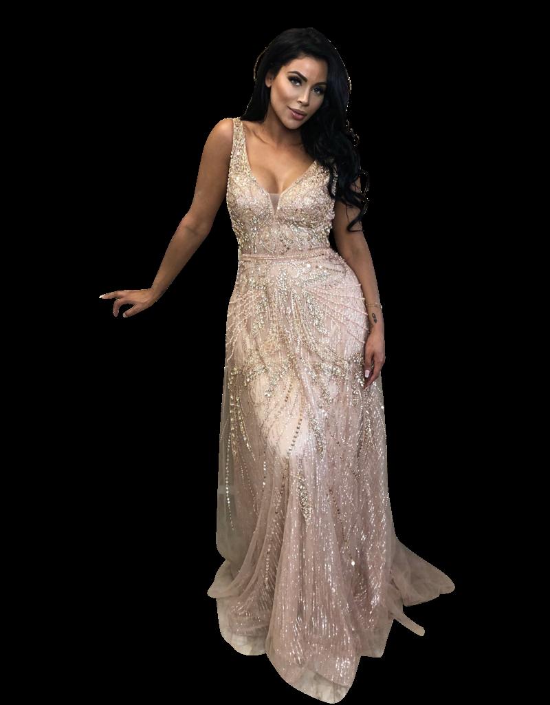 Unique Dresses Clarina