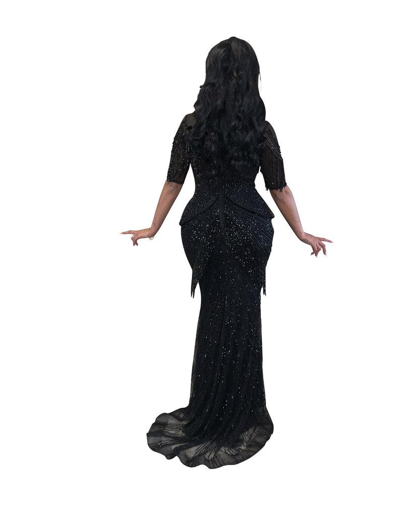 Unique Dresses Rina black dress