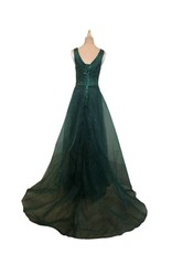 Unique Dresses Lelyah Olive Green Dress