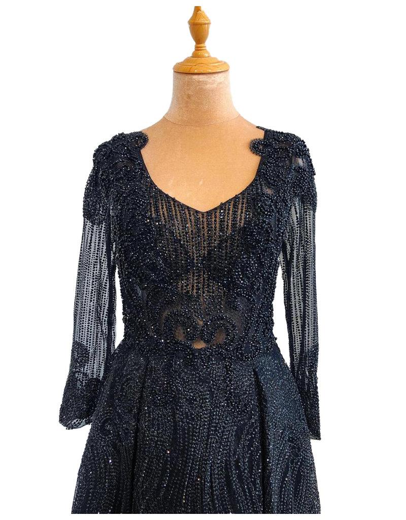 Unique Dresses Cristina Black Dress