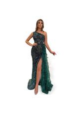 Unique Dresses Sevilla Green Dress